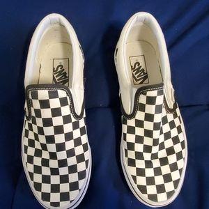 Vans Classic Checkeredboard Slip-On sneaker